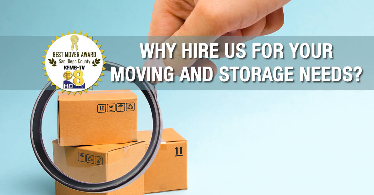 Oceanside Professional Moving Company
