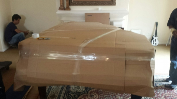 Oceanside California piano movers